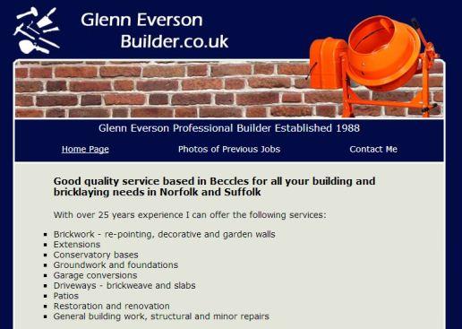 Glenn Everson Builder