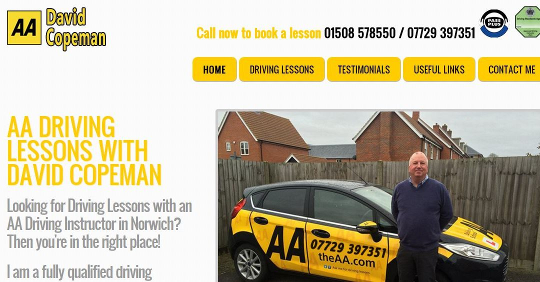 AA Driving Tuition Norwich