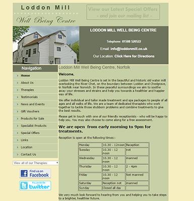 Loddon Mill