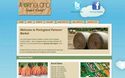 Poringland Farmers Market