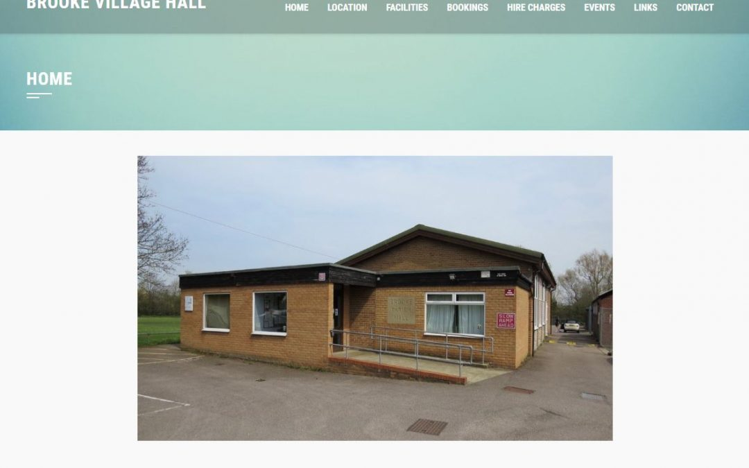 Brooke Village Hall