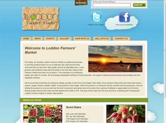 Loddon Farmers Market