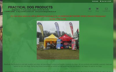 Practical Dog Products